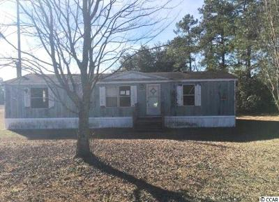 Conway Single Family Home Active-Pending Sale - Cash Ter: 3659 Mount Pisgah Cemetery Rd