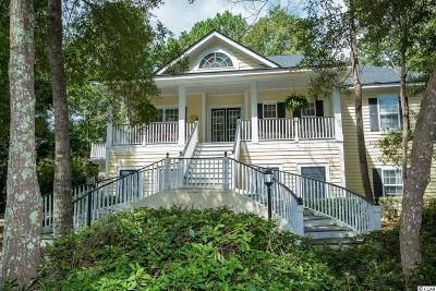 North Myrtle Beach SC Single Family Home For Sale: $499,900