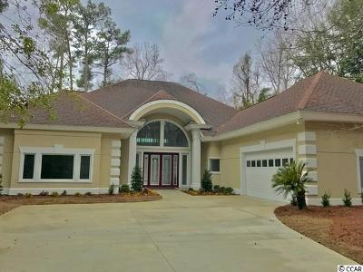 North Myrtle Beach Single Family Home For Sale: 1606 Burgee Ct