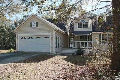 Pawleys Island Single Family Home For Sale: 130 Safe Harbor Ave