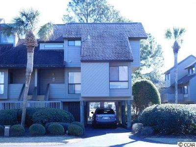 Pawleys Island Condo/Townhouse For Sale: 227 Heron Marsh Drive #88