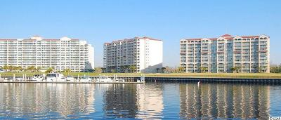 North Myrtle Beach Condo/Townhouse For Sale: 2151 Bridge View Court #1-1002