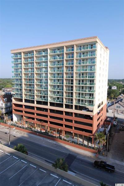 North Myrtle Beach Condo/Townhouse For Sale: 1706 S Ocean Blvd. #505