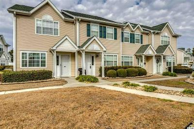 North Myrtle Beach Condo/Townhouse For Sale: 613 2nd Avenue South #24-B