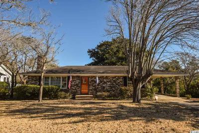 Myrtle Beach Single Family Home For Sale: 808 Duncan Avenue