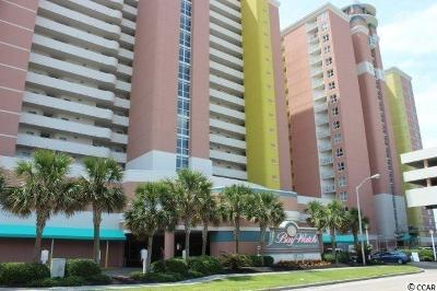 North Myrtle Beach Condo/Townhouse For Sale: 2701 S Ocean Blvd Unit 1506 #1506