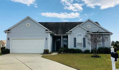 Myrtle Beach Single Family Home For Sale: 2326 Ordsall Court