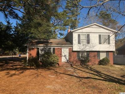 Horry County Single Family Home Active-Pending Sale - Cash Ter: 614 61st Ave. N