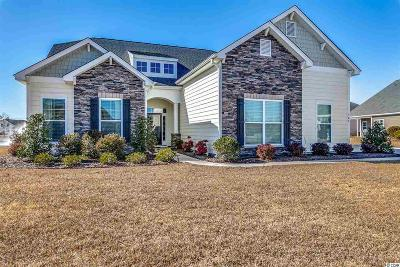 Myrtle Beach Single Family Home For Sale: 504 Windward Court