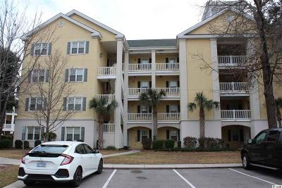 North Myrtle Beach Condo/Townhouse For Sale: 601 Hillside Dr N #2233 #2233