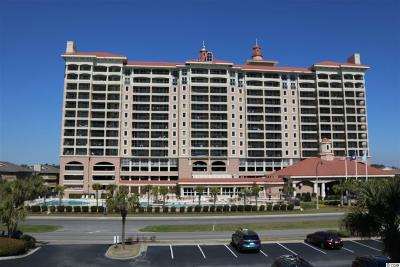 North Myrtle Beach Condo/Townhouse For Sale: 1819 N Ocean Blvd #5005 #5005