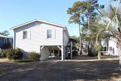 North Myrtle Beach Single Family Home For Sale: 605 23rd Ave. N