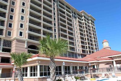 North Myrtle Beach Condo/Townhouse For Sale: 1819 N Ocean Blvd #5021 #5021