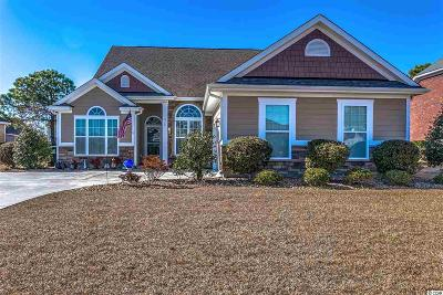 Myrtle Beach Single Family Home For Sale: 826 Sand Binder Drive