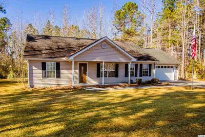 Aynor SC Single Family Home For Sale: $174,900
