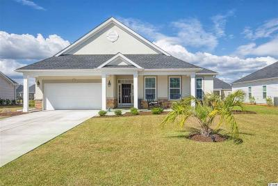 Murrells Inlet Single Family Home For Sale: 684 Harbor Bay Drive