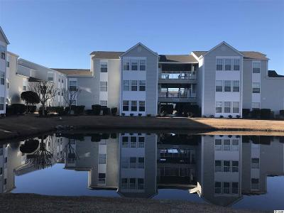 Myrtle Beach Condo/Townhouse For Sale: 8641 Southbridge Dr. #Unit F