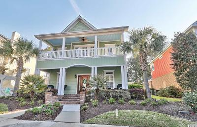 North Myrtle Beach Single Family Home For Sale: 1613 James Island Avenue