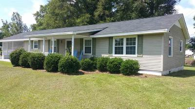 Andrews SC Single Family Home For Sale: $89,900