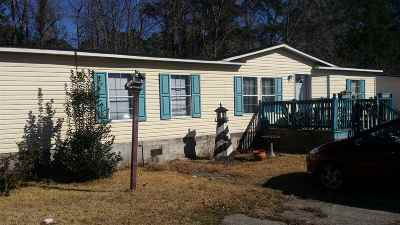Myrtle Beach Single Family Home For Sale: 130 Ranchette Circle