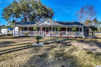 Myrtle Beach Single Family Home For Sale: 4324 Pine Lane