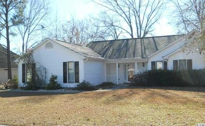 Myrtle Beach Single Family Home For Sale: 313 Rice Mill Drive