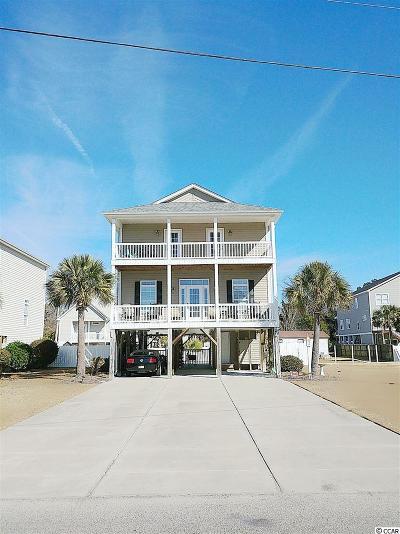 Garden City Beach Single Family Home For Sale: 500 Rainbow Drive