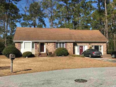 Myrtle Beach Single Family Home For Sale: 330 Red Fox Circle