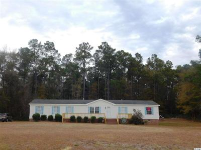 Loris Single Family Home Active-Pending Sale - Cash Ter: 2596 Southern Crest Dr