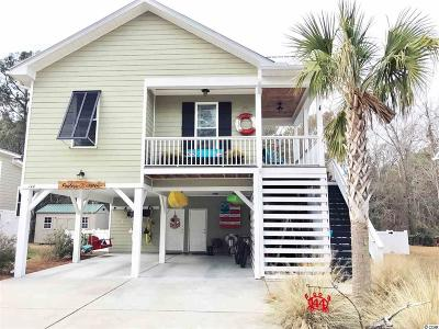 Pawleys Island Single Family Home For Sale: 144 Crane Dr