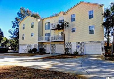 Surfside Beach Condo/Townhouse For Sale: 312 S Willow Dr. #3