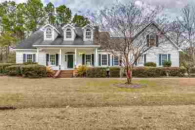 Georgetown Single Family Home For Sale: 2551 Wedgefield Road
