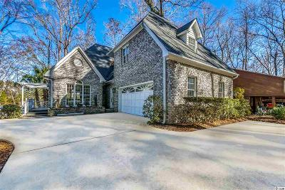 Georgetown County, Horry County Single Family Home For Sale: 948 Old Bridge Rd.