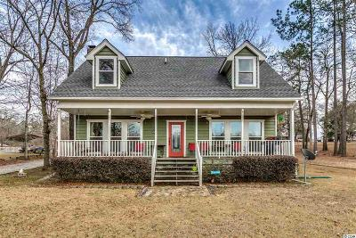 Georgetown Single Family Home For Sale: 270 Cherokee Drive