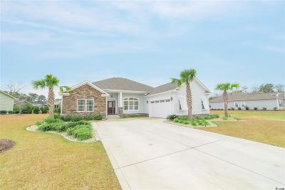 North Myrtle Beach Single Family Home For Sale: 1310 Seabrook Plantation Way