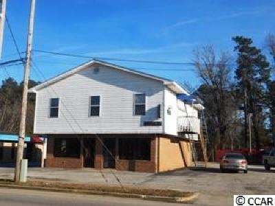 Loris Commercial For Sale: 4420 Broad St.