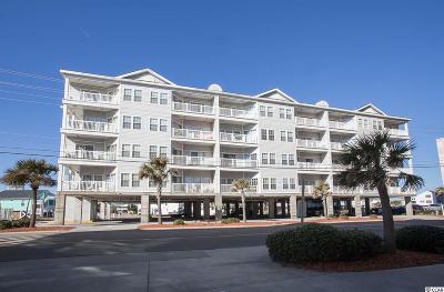 North Myrtle Beach Condo/Townhouse For Sale: 3401 N Ocean Blvd #305