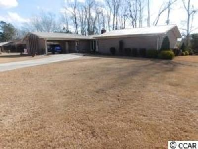 Loris Single Family Home Active-Pend. Cntgt. On Financi: 5006 Forest Dr