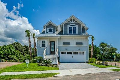 Myrtle Beach Single Family Home For Sale: 5375 Ocean Village Drive