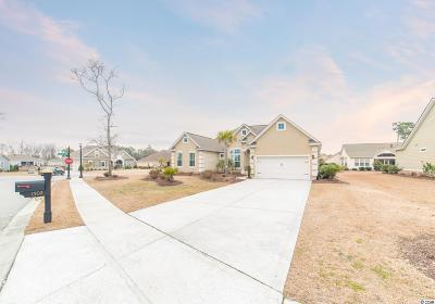 North Myrtle Beach Single Family Home For Sale: 1502 Osprey Pointe Lane