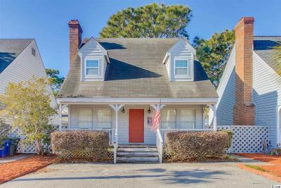 North Myrtle Beach Single Family Home For Sale: 1606-C Edge Drive
