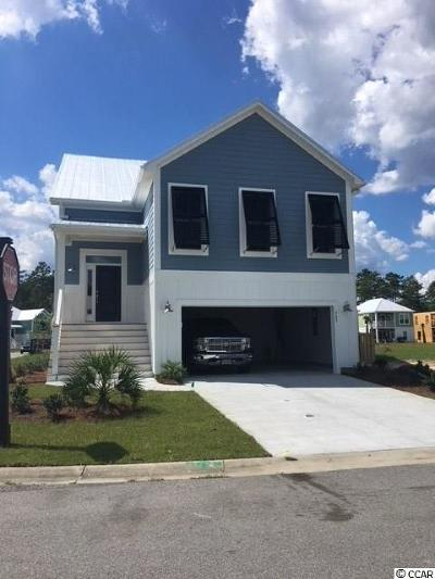 Murrells Inlet Single Family Home Active-Pend. Cntgt. On Financi: 507 Chanted Drive