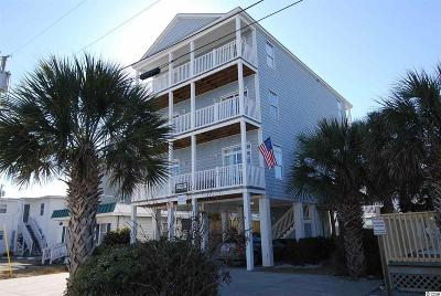 North Myrtle Beach Single Family Home For Sale: 205 N 28th Ave. North
