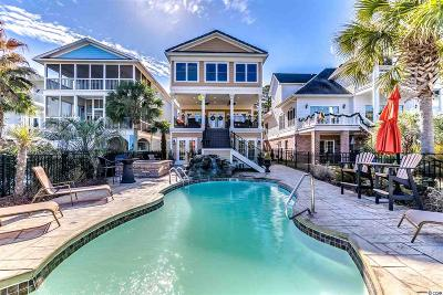 Myrtle Beach Single Family Home For Sale: 1309 Hidden Harbor