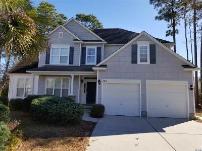 Garden City Beach, Litchfield, Murrells Inlet, Pawleys Island, Atlantic Beach, Aynor, Cherry Grove, Conway, Grean Sea, Green Sea, Little River, Longs, Loris, Myrtle Beach, North Myrtle Beach, Surfside Beach Single Family Home For Sale: 142 Wickham Ct