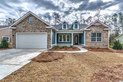 Pawleys Island Single Family Home For Sale: 256 Tuckers Road