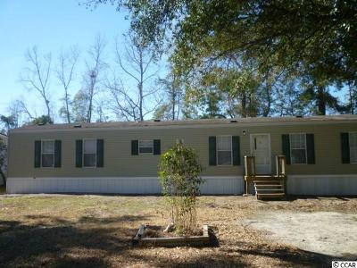 Myrtle Beach SC Single Family Home For Sale: $31,900