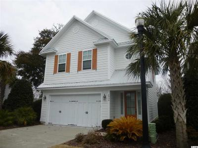 North Myrtle Beach Single Family Home For Sale: 4824 Cantor Court