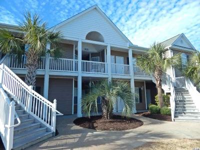 Myrtle Beach SC Condo/Townhouse Sold: $124,000