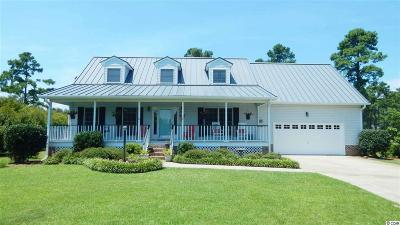 Georgetown SC Single Family Home Sold: $250,000